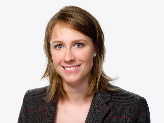 Portrait von Claudia Stocker