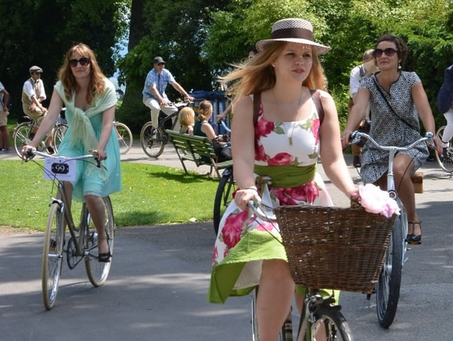 Style Ride in Zürich
