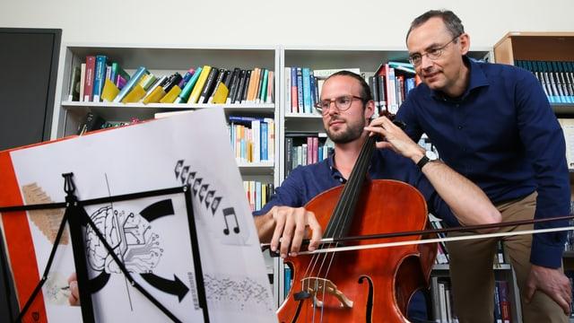 Musiker und Forscher