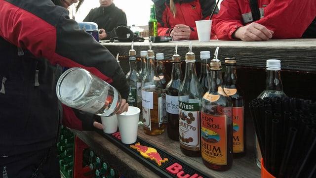Tun gegen alkoholfahne was Alkoholfahne loswerden: