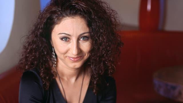 Güzin Kar, Drehbuchautorin und Regisseurin.