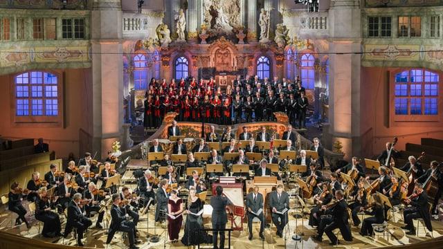 Video «Musik zum Advent mit Regula Mühlemann und Sonya Yoncheva» abspielen