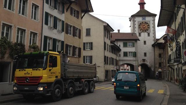 Altstadt Mellingen