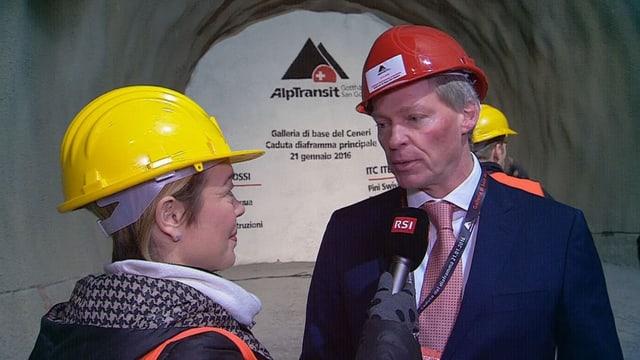 Der Tessiner Regierungsrat Claudio Zali im Interview.