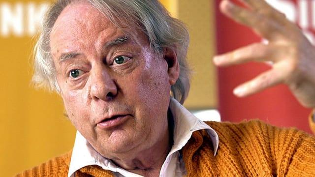 Porträt Karlheinz Stockhausen