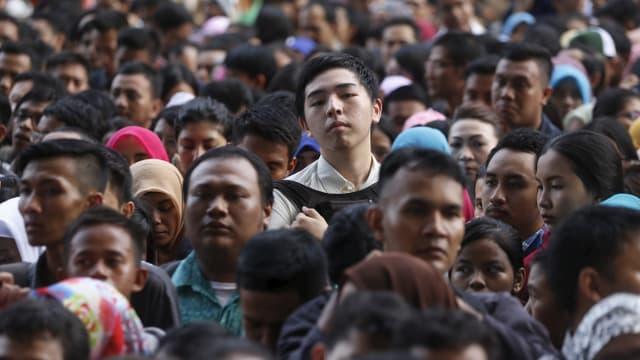 Blera glieud da l'Indonesia