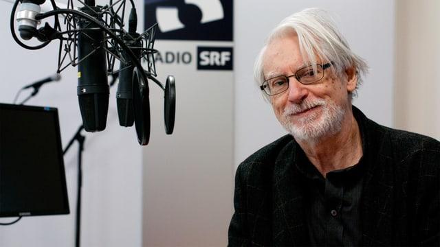 Der 78-jährige ist ein Pionier der Computermusik.