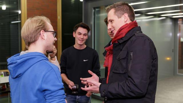 «Hallo SRF!» in Winterthur: Was Junge vom Programm erwarten!