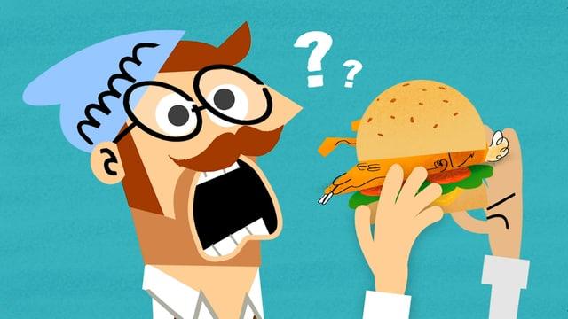 Video «Wer hat's erfunden? - Früher war das Essen besser (16/19)» abspielen