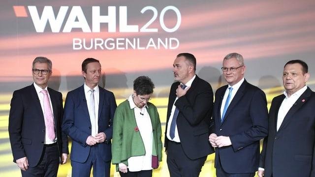 Tiroler Reaktionen zu Burgenland-Wahl