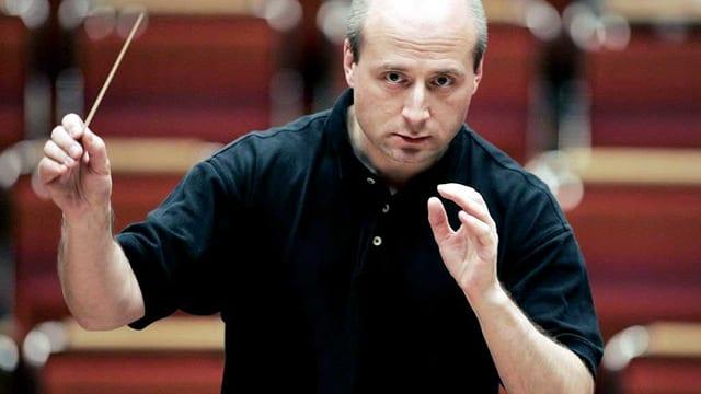 Der estnischer Dirigent leitet bald das Orchester der Tonhalle in Zürich: Paavo Järvi.