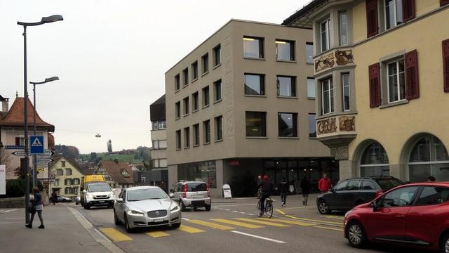Wiler-/St.Gallerstrasse