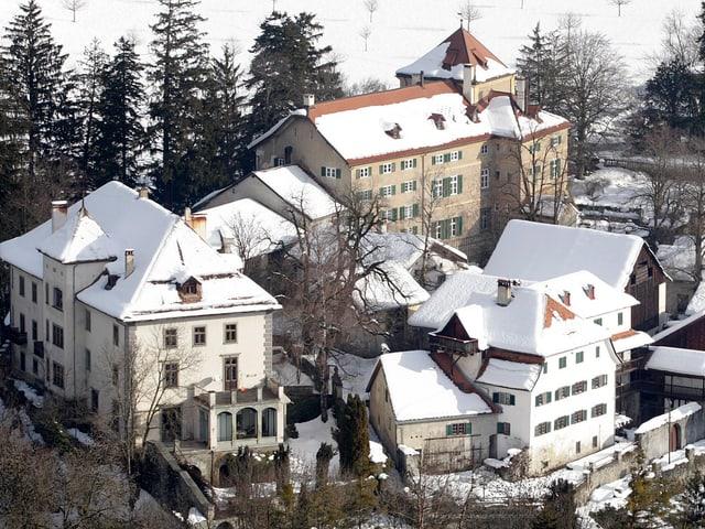 Das «Schauenstein» in Fürstenau GR krallt sich wieder die beste Bewertung.