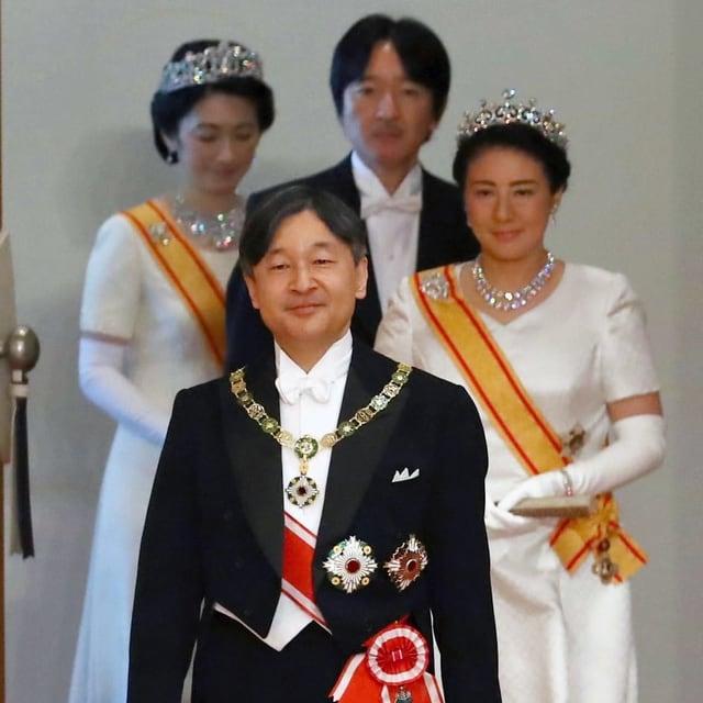 Kaiserfamilie.