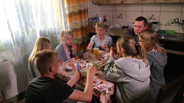 Familie Krawczyk