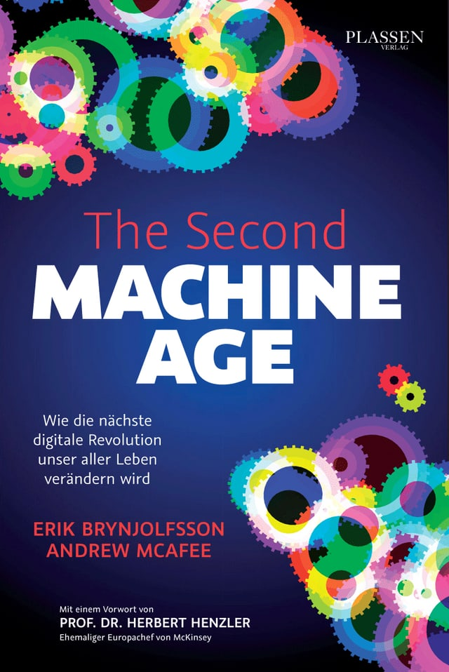 The Secon Machine Age