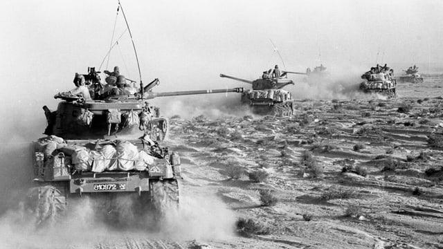 Seit mehr als 70 Jahren Krieg