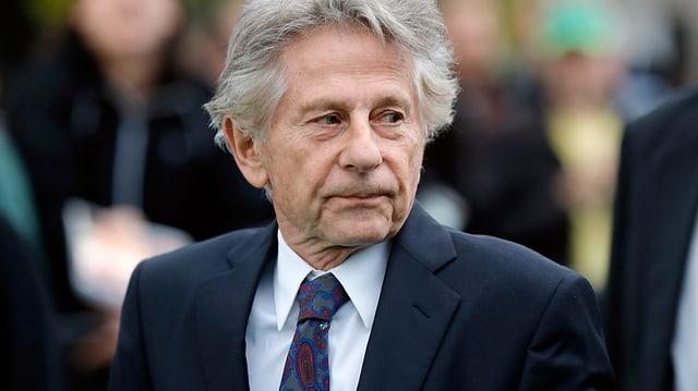 Porträt Roman Polanski