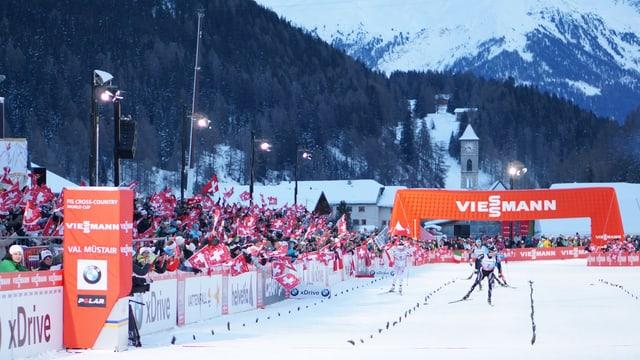 Tour de ski dal 2017 in Val Müstair
