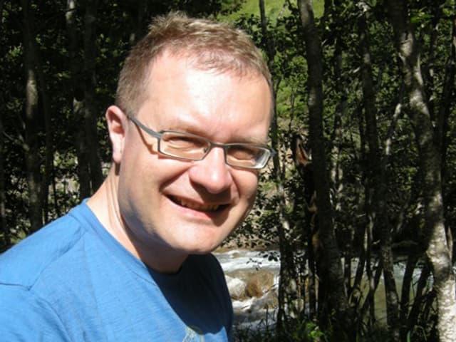 Porträt Markus Meyer.