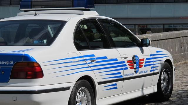Polizeiauto der Kapo AG