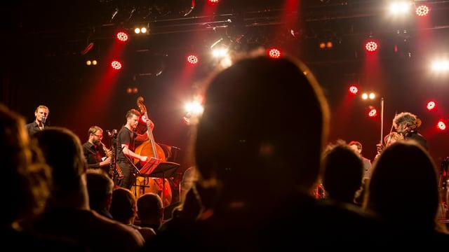 Nicht alle Konzerte waren an den Stanser Muisktagen gut besucht.