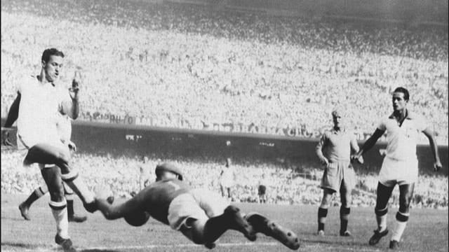 Bis zum Umbau galt das 1950 eröffnete «Maracana» als grösstes Stadion der Welt.