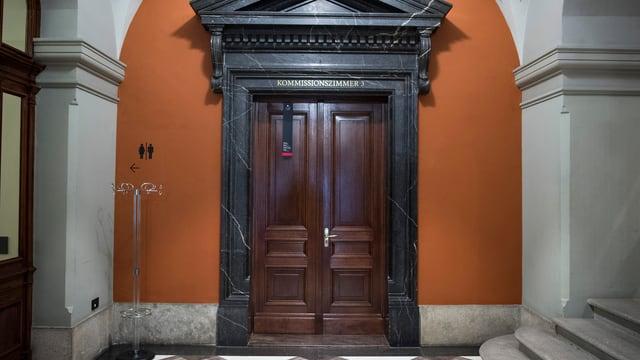 Tagte hinter verschlossener Tür: die SPK.