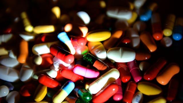 Medicaments.