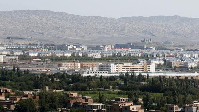 Eine Million internierte Uiguren