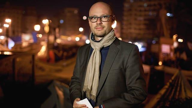 Psacal Weber, SRF-Korrespondent