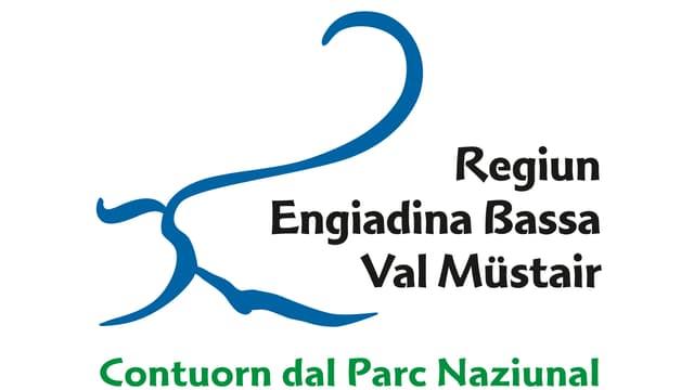 Logo da la regiun Engiadina Bassa / Val Müstair