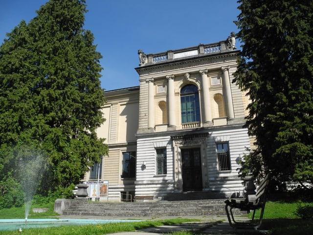 Gebäude Kunstmuseum Solothurn.