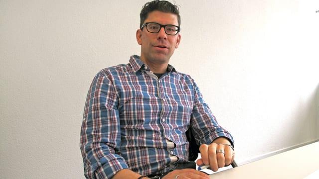 Der neue Chefredaktor im Porträt