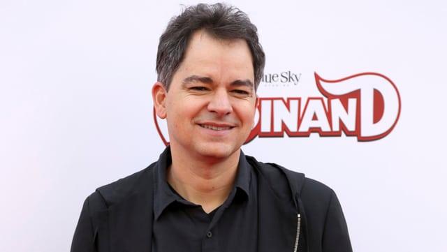 Das Bild zeigt Regisseur Carlos Saldanha bei der Premiere von «Ferdinand» in Los Angeles.