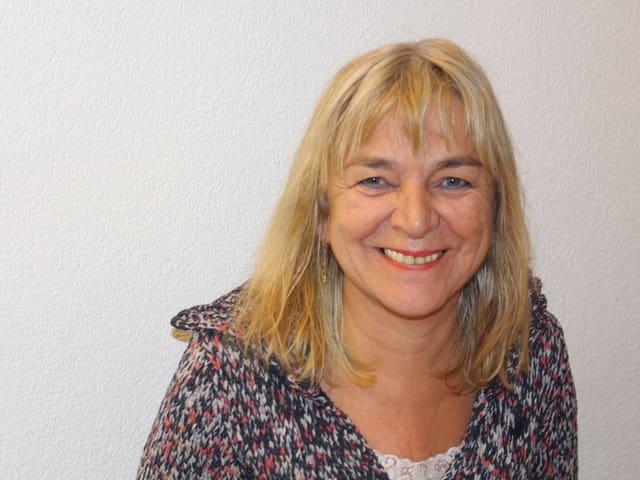 Porträtbild von Margareta Schmid