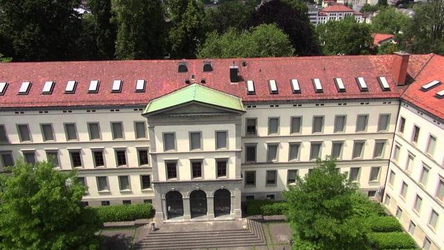 Kantonsschule am Burggraben