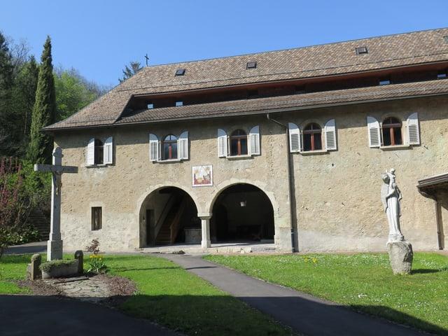 Klostergebäude.
