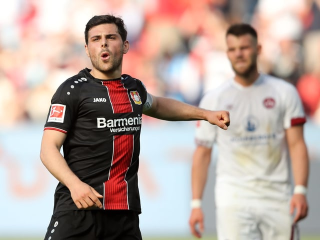 Volland jubelt