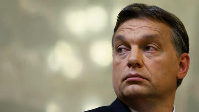 Regiert seit 2010: Ungarns Ministerpräsident Viktor Orban.
