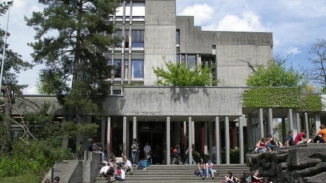 Kantonsschule Wattwil von aussen