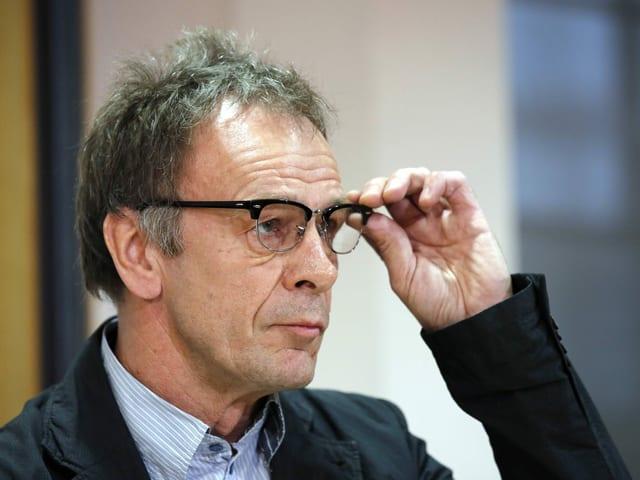 Porträt Josef Haslinger