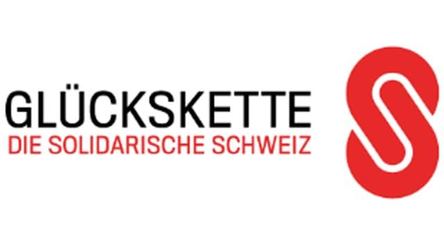 Logo und Schriftzug der Glückskette