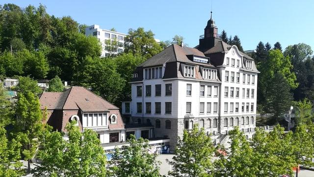 Das Schulhaus St. Karli