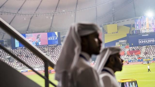 stadion a Doha