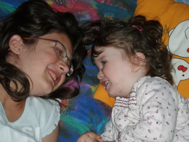 Noemi und Nathania