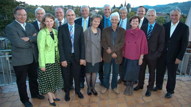 Medias e politica: Sentupada a Berna