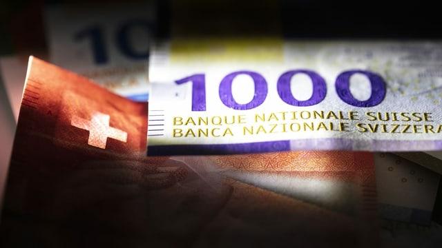 Symbolbild: Geldnoten.