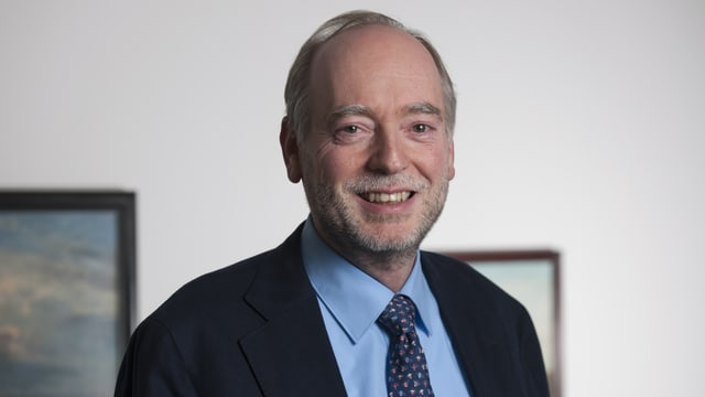 Portrait von Hans Ulrich Glarner