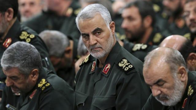 Solemaini in Teheran